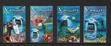 2004 Underwater Post Office set of 4 MUH/MNH