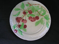 "St. Clement France Cherry Fruit Plate, Vintage, 8.25"", NICE!"