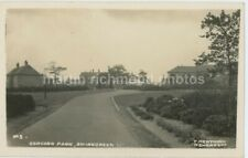 Concord Park Shiregreen, Sheffield Real Photo Postcard, C014