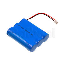 Rechargeable Battery 18650 with Cable 2 Pin 12V 3000mAh
