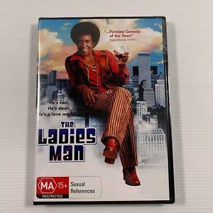 The Ladies Man (DVD 2003) Tim Meadows Region 4 new sealed