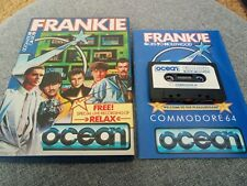 Frankie Goes to Hollywood Welcome to the Pleasuregame for Commodore 64 C64