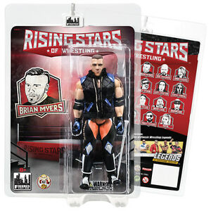Rising Stars of Wrestling Action Figure Series: Brian Myers