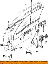 GM OEM-Window Lift Regulator Left 96059232