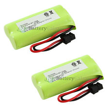 2 NEW Cordless Home Phone Rechargeable Battery for Uniden DECT 2080 DECT2080 HOT