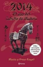 NEW 2014, el ano del Caballo de Madera (Spanish Edition) by Monica Koppel
