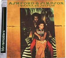 Ashford & Simpson & I Wanna Be Selfish (Expanded Edition) bbr new remastered cd