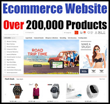 Website For Sale - eCommerce - Internet Affiliate - Make Money - Online Business