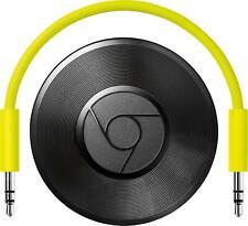 Google Chromecast Audio Digital Media Streamer RUX-J42 Neu in OVP