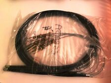 LAMBORGHINI ESPADA HAND BRAKE CABLES SET NEW