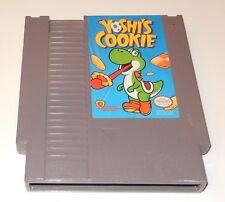 Yoshi's Cookie (Nintendo Entertainment System, 1993) NES Cartridge