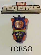 MARVEL LEGENDS BAF - ARNIM ZOLA - TORSO piece - Madame Hydra Figure VARIANT
