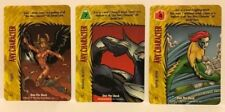 Overpower Image Collectible Card Game  - 3x Any character Cards - Witchblade