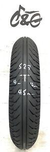 Bridgestone Racing Battlax Rain  120/600r17   Part Worn Race Wet Tyre 527