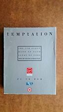 Temptation PC Game Collection 1994 Complete - Big Box - Lands of Lore 7th Guest