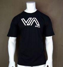 New RVC-356 Rvca Ufc Team Block Regular Fit Sport Mens Slim T shirt Size 2xlarge
