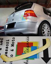 SPOILER POSTERIORE SUL TETTO VW GOLF 4 1997-2005 ALETTONE LOOK GTI GTD -.