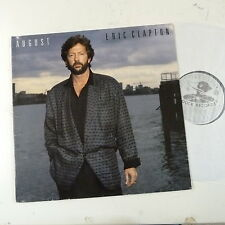 vinyl album ERIC CLAPTON august , duck - gatefold