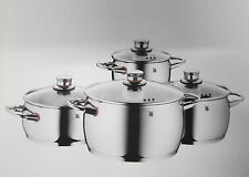 WMF Kochgeschirrset Topfset  Quality One  4 -teiliges Set  4 tlg. Neu Induktion