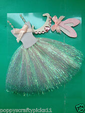 PRINCESS BALLERINA THEME STICKER SET CARD MAKING SCRAPBOOKING EMBELLISHMENTS
