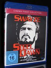 BLU-RAY STEEL DAWN - CINEMA FINEST - ENDZEIT-ACTION mit PATRICK SWAYZE ** NEU **