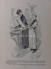 Bohemia Bohemian & Art PICTURE FRAME MAKER TO AMATEUR ARTIST Antique Cartoon