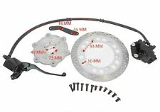 Front Disc Brake Assembly With Disc Wheel  Complete Kit Royal Enfield