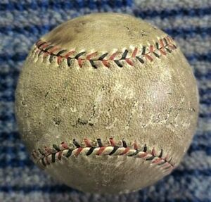 RARE Babe Ruth 1934 Tour of Japan Autographed Signed Baseball Lou Gehrig Foxx