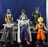 6PCS Dragon Ball Z Figure Piccolo Cell Trunks Super Saiyan Goku Vegeta toy PVC
