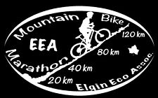 Eco Elgin Association Finisher Decal