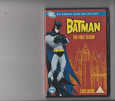 THE BATMAN COMPLETE SERIES 1 DVD KIDS 13 EPISODES