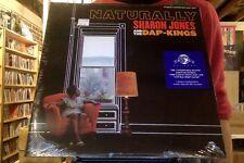 Sharon Jones and the Dap-Kings Naturally LP sealed vinyl + mp3 download