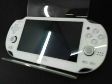 PlayStation PS Vita Wi-Fi Console only Crystal White PCH-1000 ZA02 game Sony