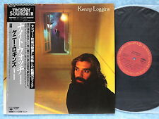 KENNY LOGGINS Nightwatch 25AP1106 JAPAN SONY MASTER SOUND LP w/OBI 037az13