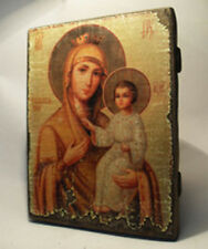 Handmade copy ancient ORTHODOX CHURCH ICON Mother of God the Deliverer 173S