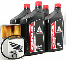 1983 HONDA CB750SC OIL CHANGE KIT