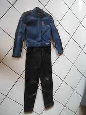 Motoradkombi Lederkombi Neu 2 teilig Leder Jacke und Hose Krawehl Größe 36