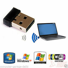 Mini Wireless USB ADAPTOR,150 MBPS,WiFi Adapter Dongle WIN1