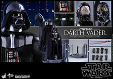 Hot Toys Star Wars V The Empire Strikes Back Darth Vader 1/6 Scale Figure MISB