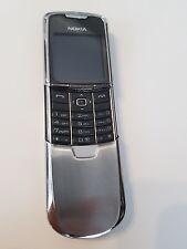 Nokia 8800 - Silber (Ohne Simlock) Handy Kult Rarität