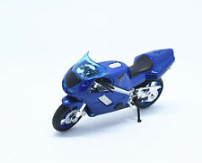 1:18 Welly Honda NR Motorcycle Bike Model 100% New In Box Blue