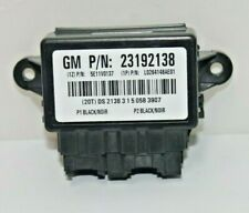 Brand New 17 18 19 Chevrolet Cadiilac GMC Seat Heat Control Module OEM 23192138