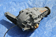 2001 MERCEDES ML320 W163 #2 FRONT  DIFFERENTIAL CARRIER GEAR BOX 3.70 RATIO