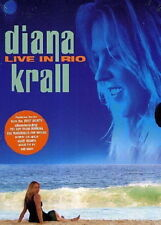 "Diana Krall ""LIVE in Rio"" - DVD - NEU/OVP"