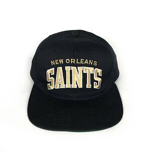 Vintage New Orleans Saints Starter Hat Cap