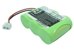 Replacement Phone Battery for GE 3.6v 600mAh / 2.16Wh Cordless