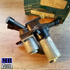 New Genuine Mercedes Benz HVAC Heater Control Valve Solenoid 0018303984 W124