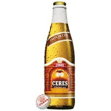 24 Bottiglie BIRRA CERES CL. 33