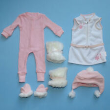 American Girl Doll 2008 Pink Snowy Chic Outfit Complete Retired Pristine