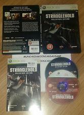 Stranglehold Collectors Edition Steelbook Pal Microsoft Xbox 360 18 + 2007